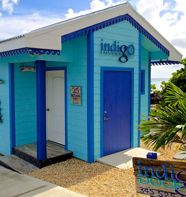Indigo Divers Grand Cayman - Our Location Image 6