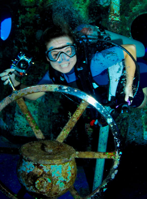 Kittiwake wreck diving Grand Cayman - Indigo Divers Image 1