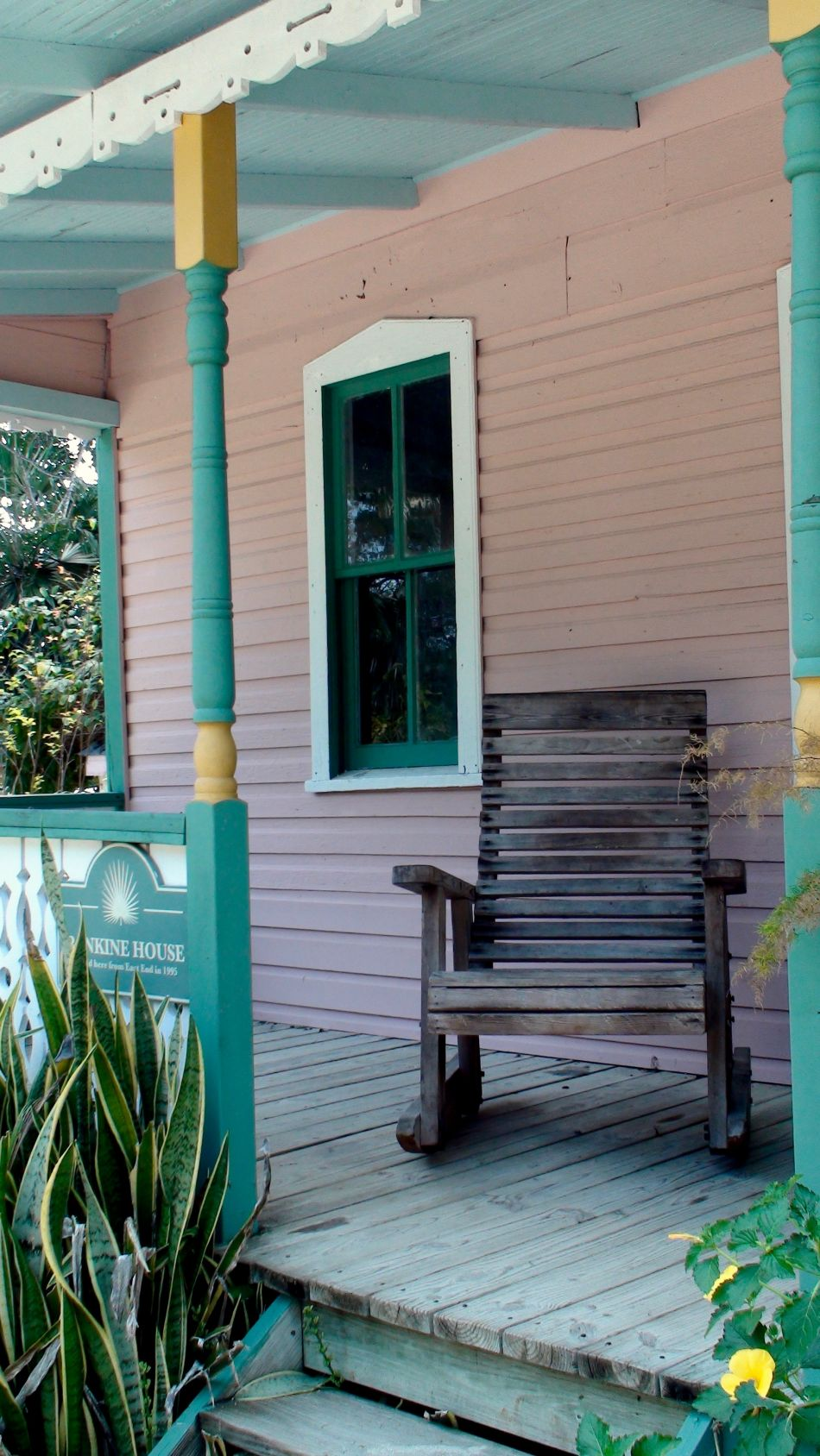 Cayman Cottage at the Botanic Park