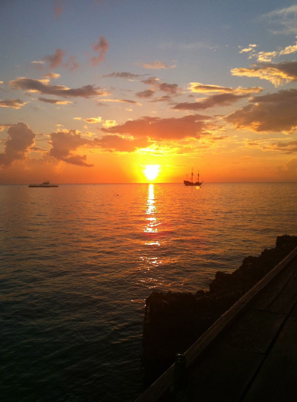 Another Cayman Sunset!