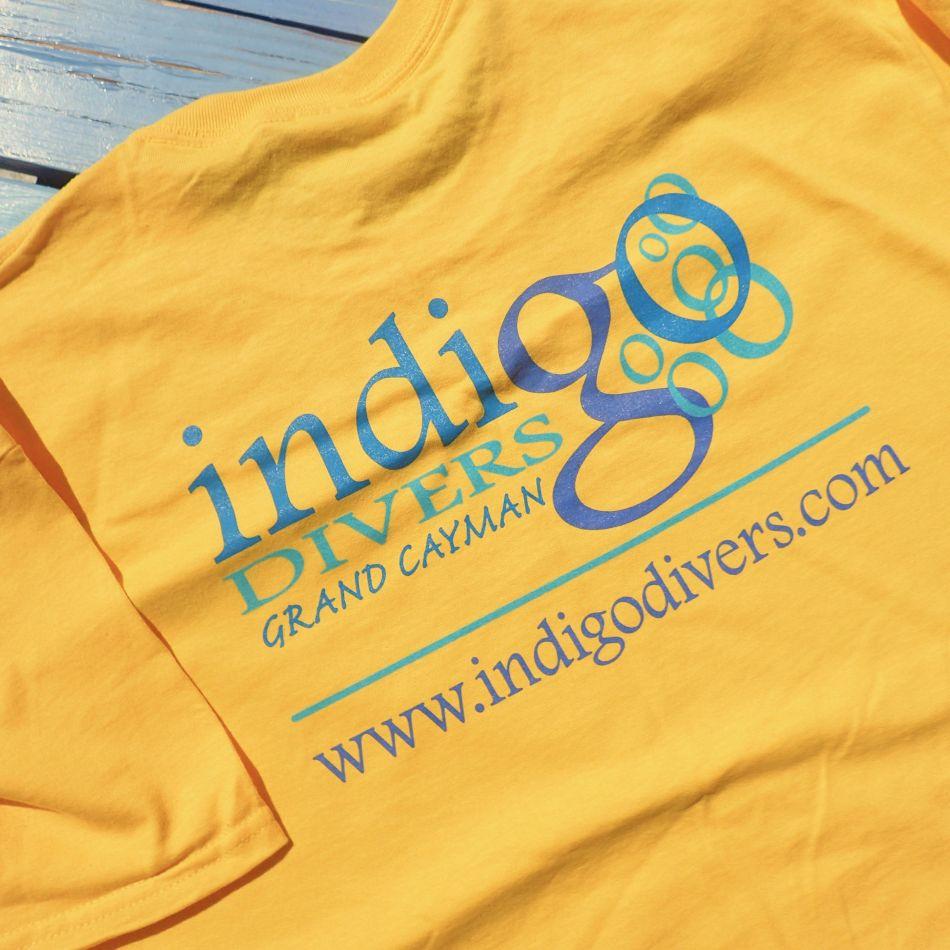 Indigo Divers T-Shirt